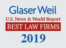Glaser Weil Recognized on the U S  News – Best Lawyers 2019